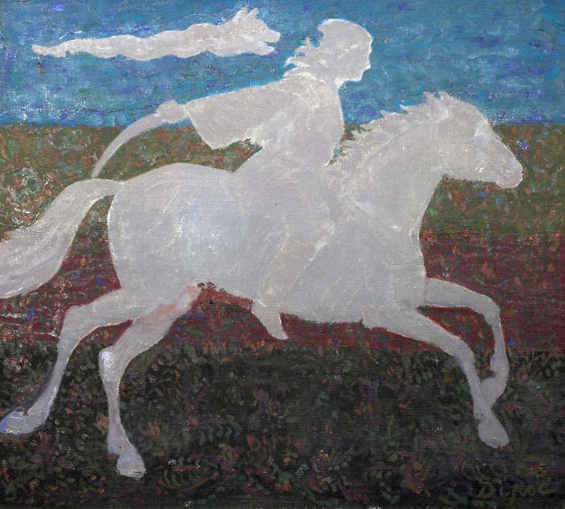 Cavalerul Trac - Le cavalier Thrace - The Thracian Knigt