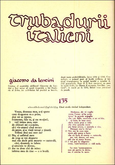 TRUB ITALIENI p 1w